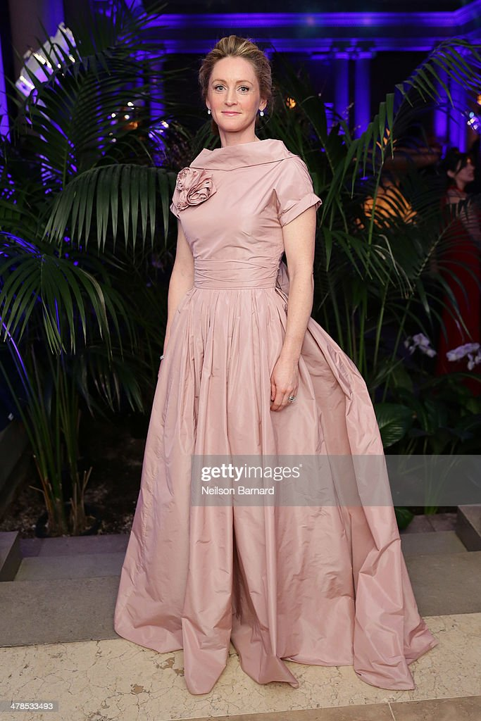 Clair McKeon attends the Young Fellows Celestial Ball presented by PAULE KA at The Frick Collection on March 13, 2014 in New York City.
