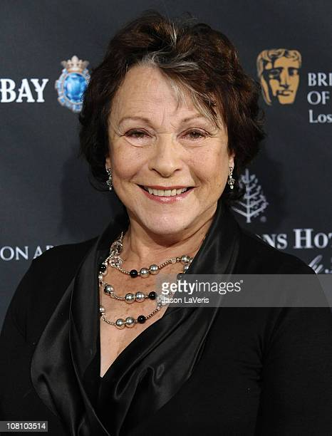Claire Bloom attends BAFTA Los Angeles' 17th annual awards season tea party at The Four Seasons Hotel on January 15 2011 in Beverly Hills California