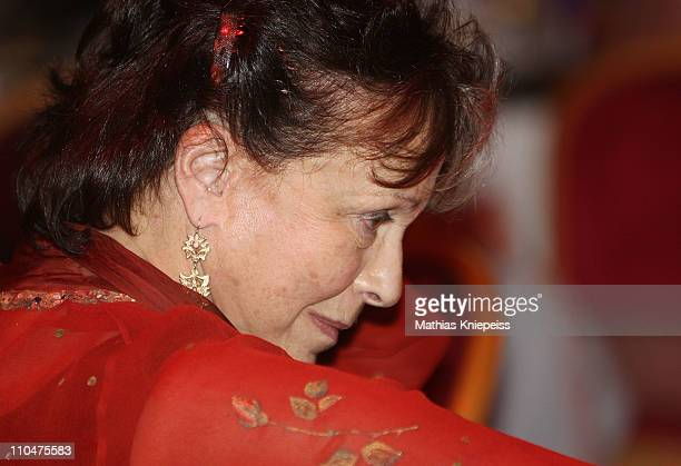 Claire Bloom attends the 2nd Orange Filmball Vienna at the Townhall on March 18 2011 in Vienna Austria