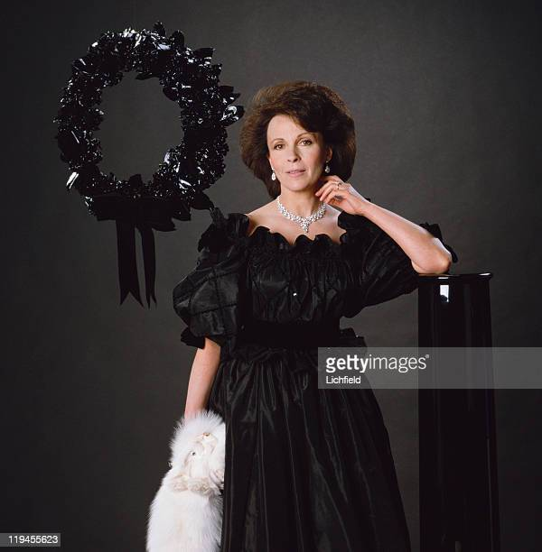 Claire Bloom British actress 24th May 1982