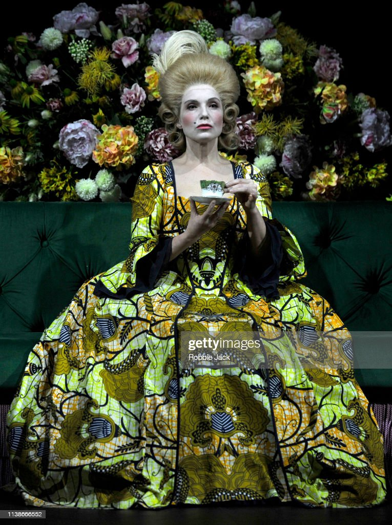 Opening Night Of The Royal Opera Performing Handel's Berenice At The Linbury Theatre : News Photo