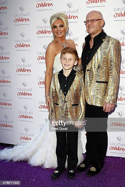 Claire Caudwell and John Caudwell attend the Caudwell Children's Butterfly Ball at Grosvenor House on June 25 2015 in London England