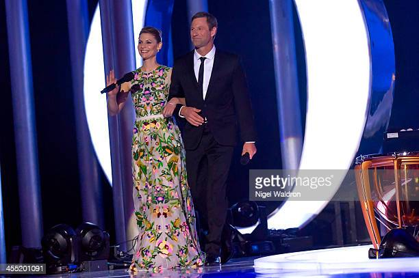 Claire Danes and Aaron Eckhart host the 20th annual Nobel Peace Prize Concert to honour this year's Nobel Peace Prize winner the Organisation for the...