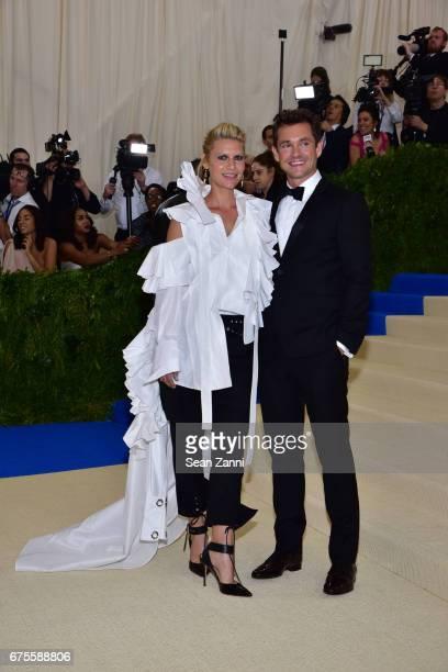 Claire Danes and Hugh Dancy arrive 'Rei Kawakubo/Comme des Garcons Art Of The InBetween' Costume Institute Gala at The Metropolitan Museum on May 1...