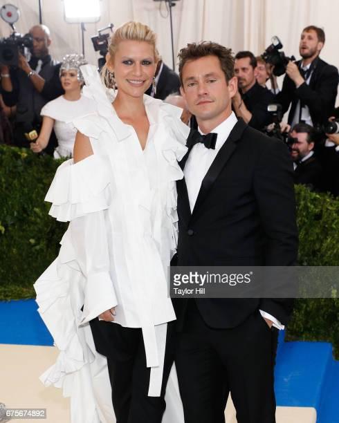 Claire Danes and Hugh Dancy attend 'Rei Kawakubo/Commes Des Garcons Art of the InBetween' the 2017 Costume Institute Benefit at Metropolitan Museum...
