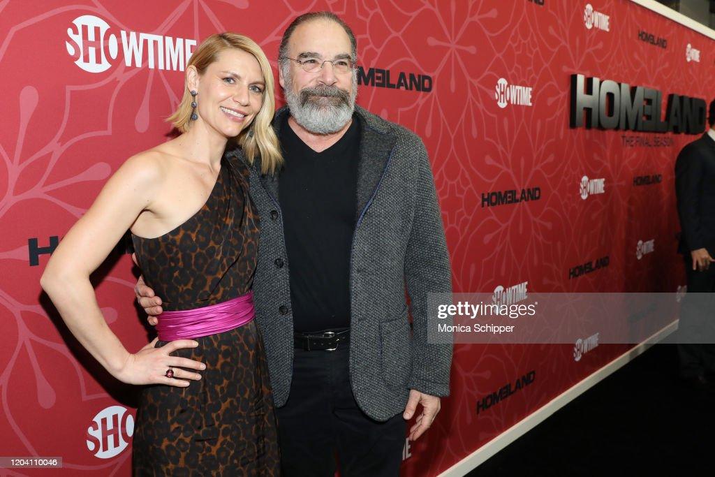 """""""Homeland"""" Season 8 Premiere : Nieuwsfoto's"""
