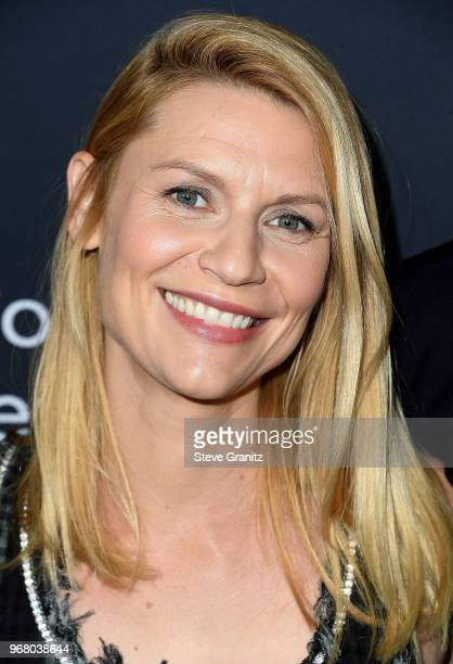 Claire Danes arrives at the FYC Event For Showtime's Homeland at Writers Guild Theater on June 5 2018 in Beverly Hills California
