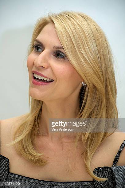 Claire Danes at the Temple Grandin press conference at the Four Seasons Hotel on March 22 2010 in Beverly Hills California
