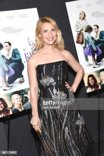Claire Danes attends 'A Kid Like Jake' New York premiere at The Landmark at 57 West on May 21 2018 in New York City