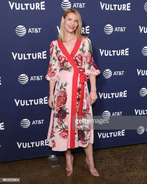 Claire Danes attends the 2018 Vulture Festival on May 20 2018 in New York City