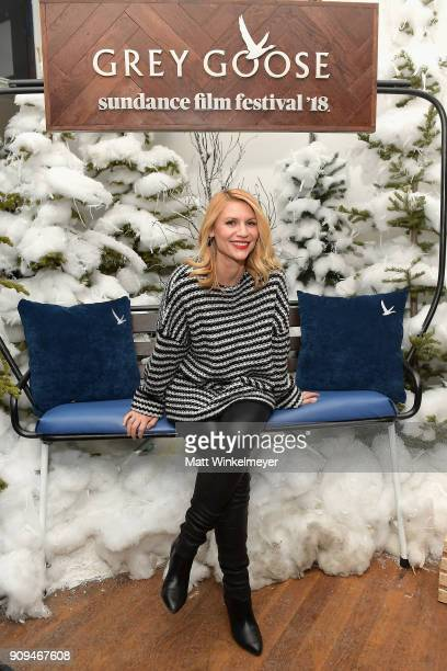 Claire Danes attends the 'A Kid Like Jake' preparty at Sundance Film Festival 2018 at The Grey Goose Blue Door on January 23 2018 in Park City Utah