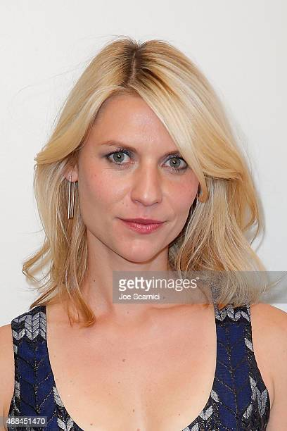 Claire Danes attends The Los Angeles Times' The Envelope Screening Series Of Showtime's Homeland Special Screening and QA at ArcLight Sherman Oaks on...