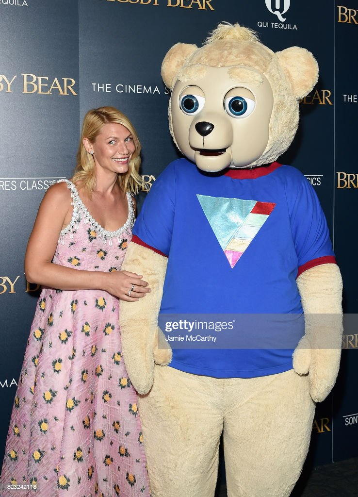 Claire Danes attends the Sony Pictures Classics Screening Of 'Brigsby Bear' at Landmark Sunshine Cinema on July 26, 2017 in New York City.