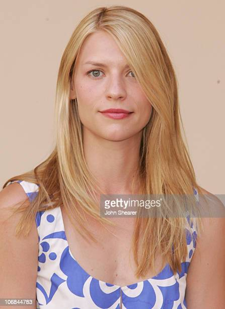 Claire Danes during 2005 Giffoni International Children's Film Festival Press Conference and QA with Claire Danes in Giffoni Italy
