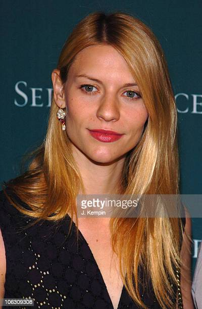 Claire Danes during 2006 Seeds of Peace Annual Gala at Skylight in New York City New York United States