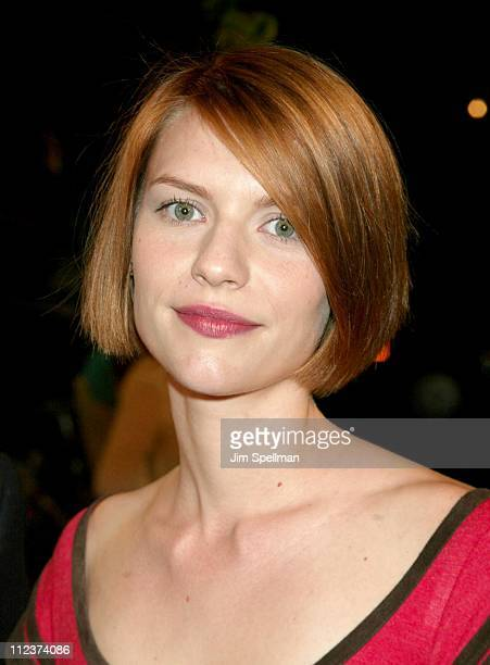 Claire Danes during New York Premiere of 'Igby Goes Down' at Chelsea West Theatres in New York City New York United States