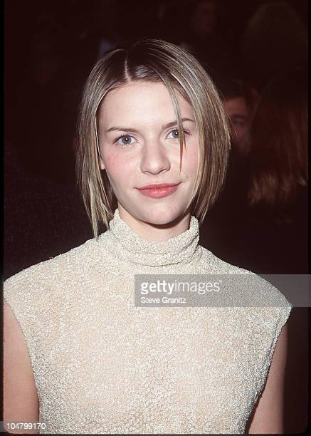 """Claire Danes during """"The Mod Squad"""" Hollywood Premiere at Mann Chinese Theatre in Hollywood, California, United States."""