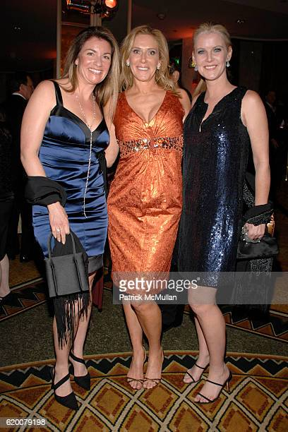 Claire Evert Janet Crown and Maeve Quinlan attend SAKS FIFTH AVENUE'S 'UNFORGETTABLE EVENING' Benefiting Entertainment Industry Foundation's Women's...
