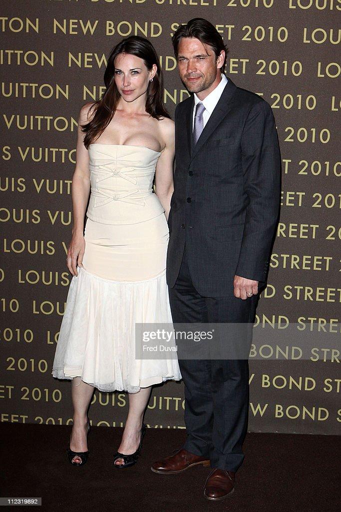 Louis Vuitton Bond Street Maison - After Party : News Photo