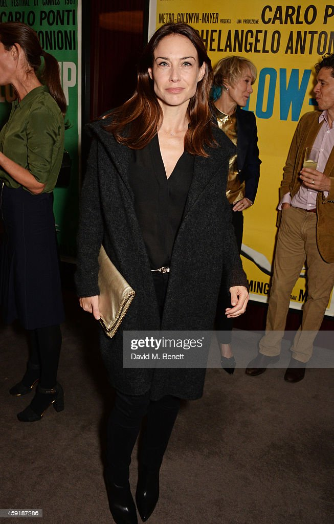 PORTER Hosts A Private Screening In Honour Christy Turlington Burns At The Bulgari Hotel : News Photo