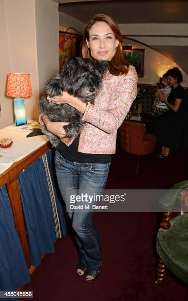Claire Forlani attends Dogs Trust at George on September 9 2014 in London England