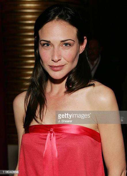 Claire Forlani during La Bete Nightclub Opening at Wynn Las Vegas at La Bete at Wynn Las Vegas in Las Vegas Nevada United States