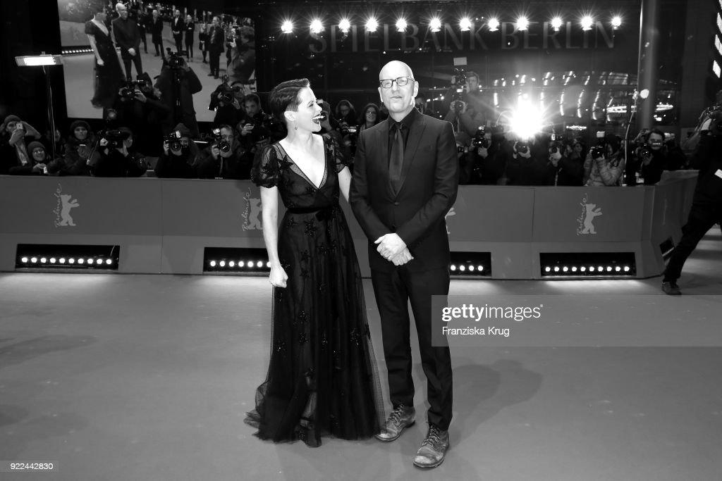'Unsane' Premiere - 68th Berlinale International Film Festival : News Photo