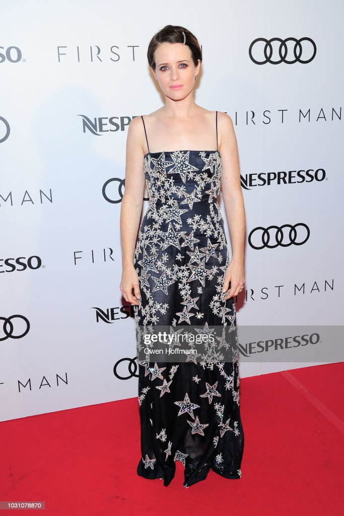 "Audi Canada And Nespresso Host The Post-Screening Event For ""First Man"" During The Toronto International Film Festival"