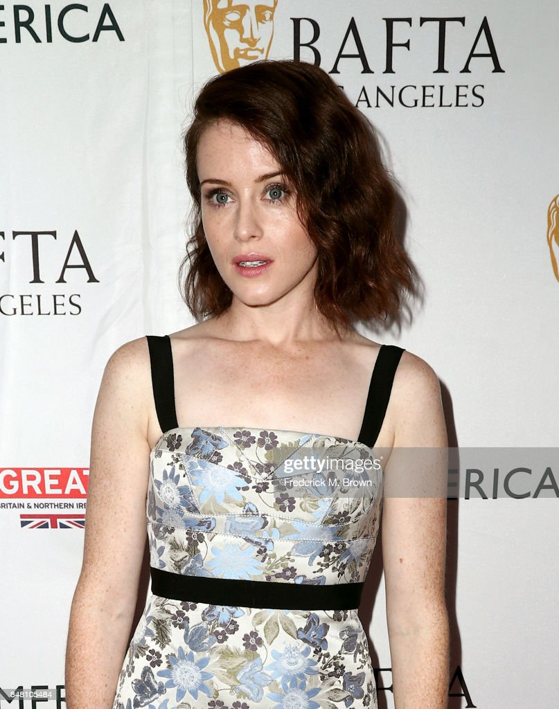 Claire Foy attends the BBC America BAFTA Los Angeles TV Tea Party 2017 at The Beverly Hilton Hotel on September 16, 2017 in Beverly Hills, California.