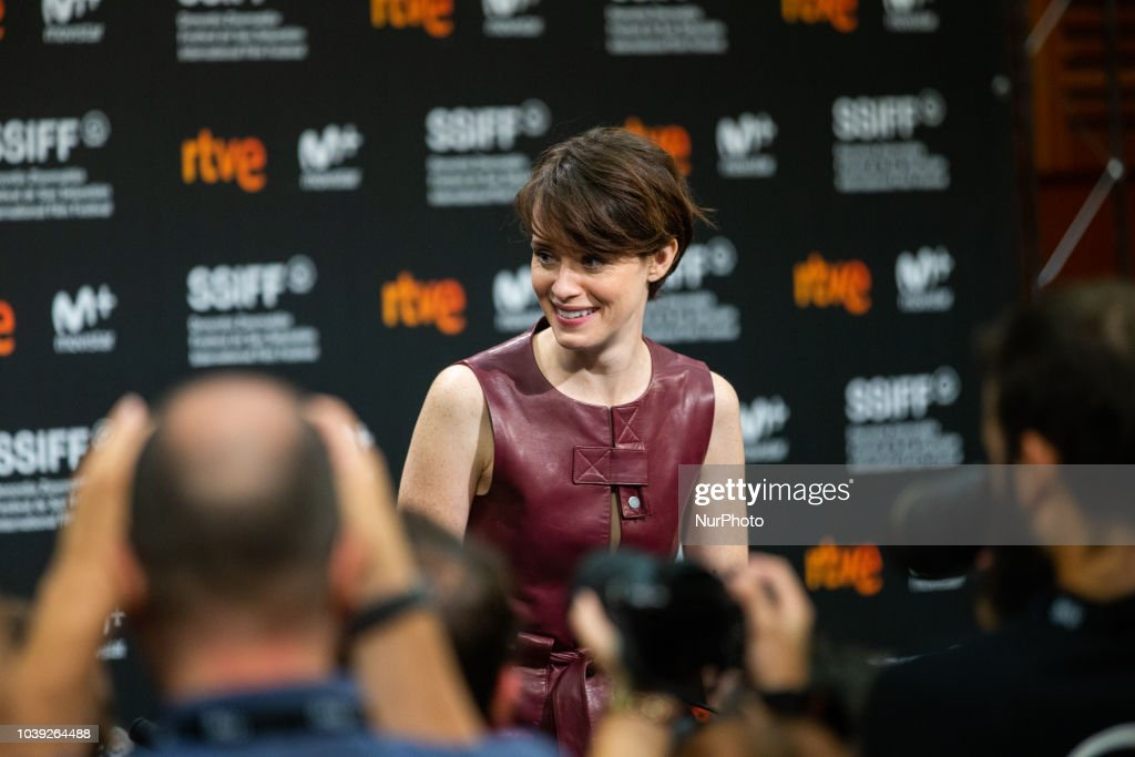 'First Man' Press Conference - 66th San Sebastian Film Festival