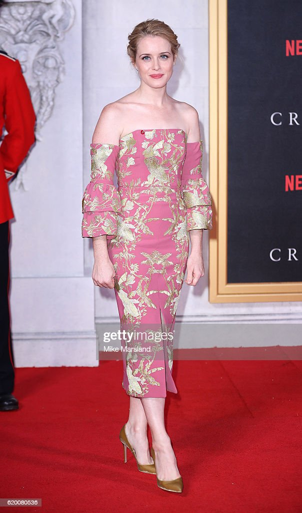 """""""The Crown"""" - World Premiere - Red Carpet Arrivals"""