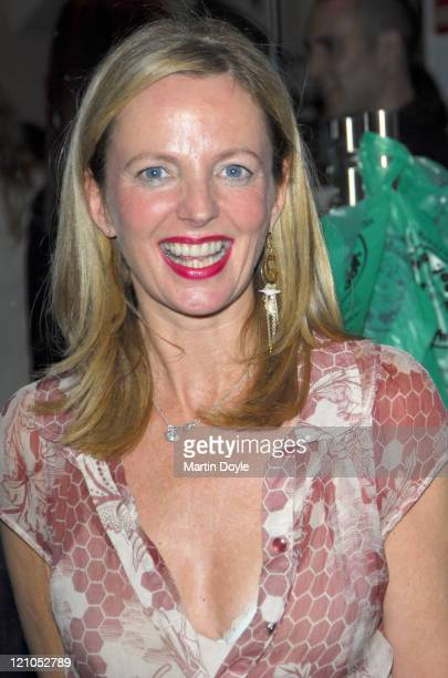 Claire Grogan during Mutz Nutz New Pet Emporium August 23 2006 at Westbourne Park Road in London Great Britain