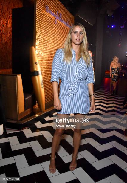 Claire Holt attends Maybelline New York Celebrates First Ever Cobranded Product Collection With Beauty Influencer Shayla Mitchell at 1OAK on August...