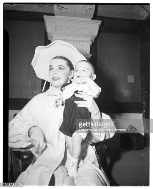 Claire James Divorce 23 April 1952 Attorney AA GoldstoneBlake James Hoffman