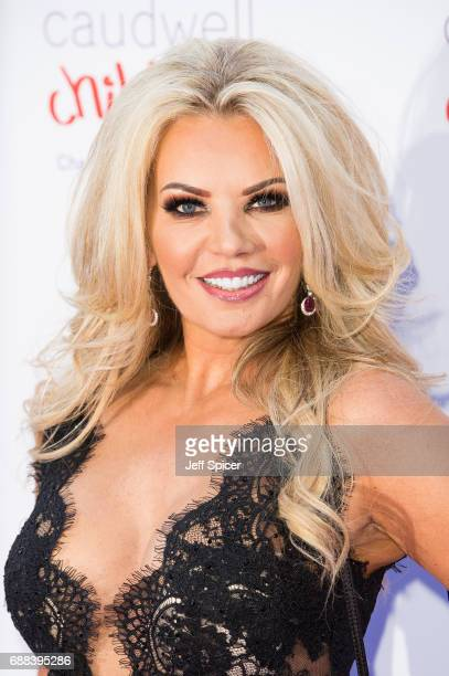 Claire Johnson attends the Caudwell Children Butterfly Ball at Grosvenor House on May 25 2017 in London England