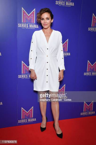 Claire Keim attends the Opening Ceremony of the 2nd Series Mania Festival In Lille on March 22 2019 in Lille France
