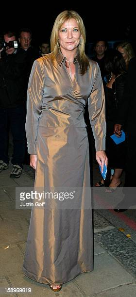 Claire King Attends The 2003 'Tv Quick Awards' At The Dorchester In London