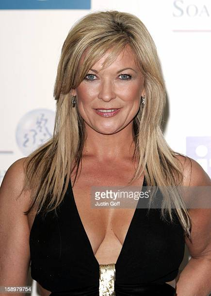 Claire King Attends The British Soap Awards 2006 At Bbc Television Centre In London