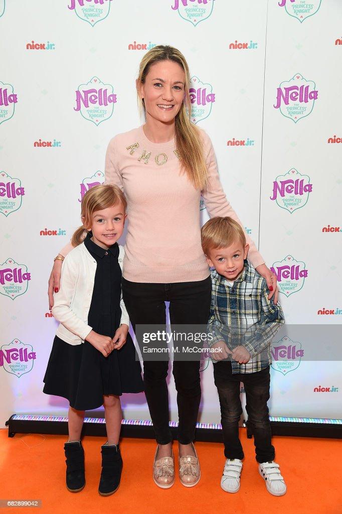 Celebs Reign At Nick Jr. Premiere Of Nella The Princess Knight : Photo d'actualité