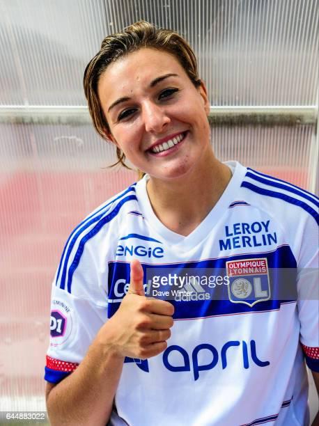 Claire LAVOGEZ VGA Saint Maur / Lyon 1eme journee de 1er Division feminine Photo Dave Winter / Icon Sport