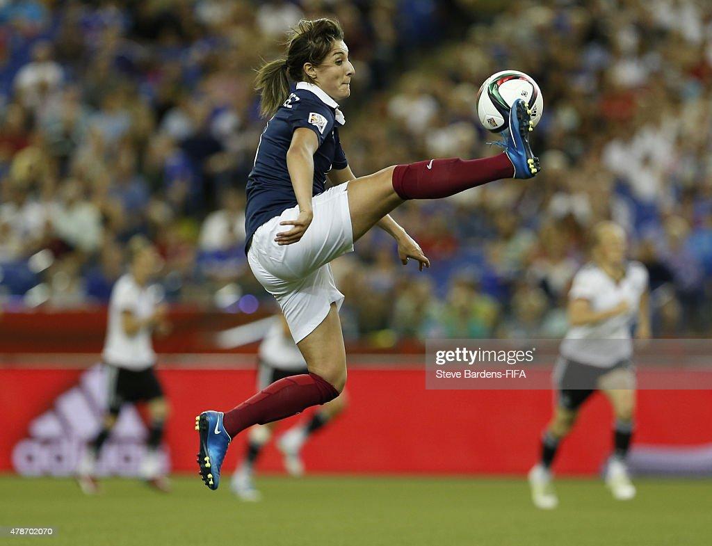 Germany v France: Quarter Final - FIFA Women's World Cup 2015 : News Photo