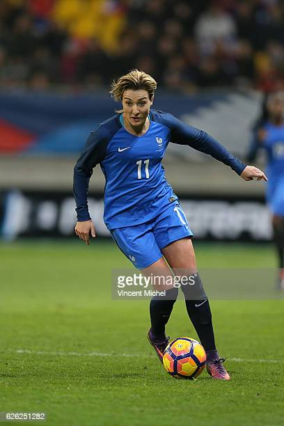 Claire Lavogez of France during International Friendly match between France and Spain at MMA Arena on November 26 2016 in Le Mans France