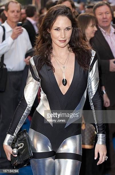 Claire Merry Arriving For The Uk Film Premiere Of Star Trek At The Empire Leicester Square London