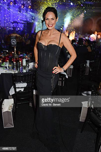 Claire Merry attends as Gabrielle's Angel Foundation for Cancer Research UK hosts its third annual Gabrielle's Gala fundraiser at Old Billingsgate on...