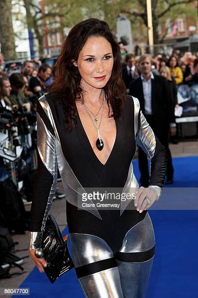 Claire Merry attends the UK premiere of Star Trek held at the Empire Leicester Square on April 20 2009 in London England