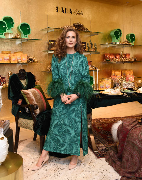 NY: Saks x DADA Daily Home For The Holidays Pop-Up Launch