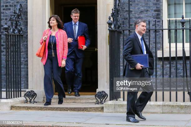 Claire Perry Minister of State at Department for Business Energy and Industrial Strategy Greg Clark Secretary of State for Business Energy and...