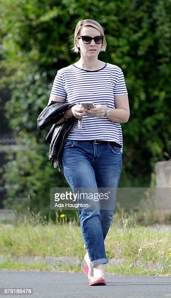 Claire Richards sighting on July 18 2016 in Surrey England