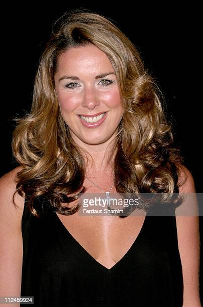 Claire Sweeney during Lottery Helping Hands Awards Gala Arrivals at Tate Modern in London Great Britain