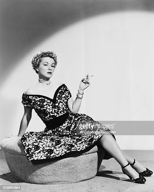 Claire Trevor stars as Connie Williams in the 1952 film Hoodlum Empire